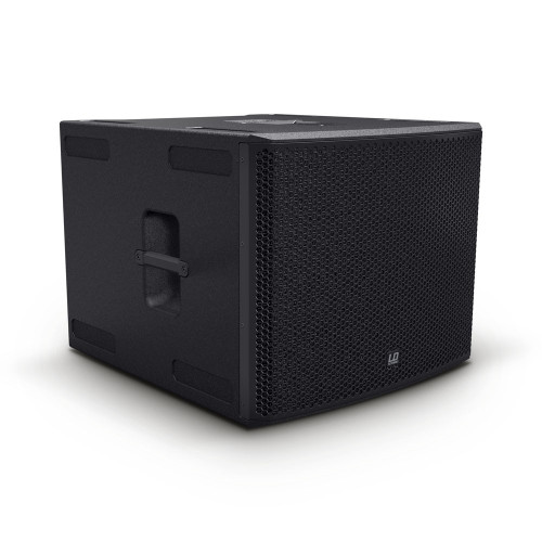"LD Systems STINGER SUB 18 A G3 - Active 18"" bass-reflex PA subwoofer - 1600W Peak (LDS-ESUB18AG3)"