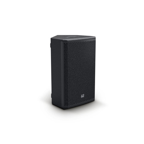 "LD Systems LDS-MIX102AG3 Powered 2-Way PA Speaker with Integrated 7 Ch Mixer - 2 x 400W Peak / 10"" + 1"" HF (LDS-MIX102AG3)"
