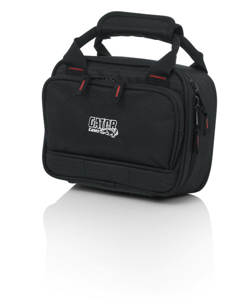 "Gator Cases G-MIXERBAG-0608 Padded Nylon Mixer/Equipment Bag with 8.25"" x 6.25"" x 2.75"" Interior"