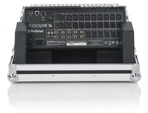 Gator Cases G-TOURPRESL16NDH G-Tour Custom Flight Case Designed to Fit the Presonus SL16 Mixer