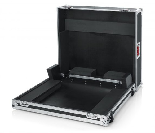Gator Cases G-TOURPRESL32IIINDH ATA Wood Flight Case Custom Fit for Presonus SL32III Mixing Console