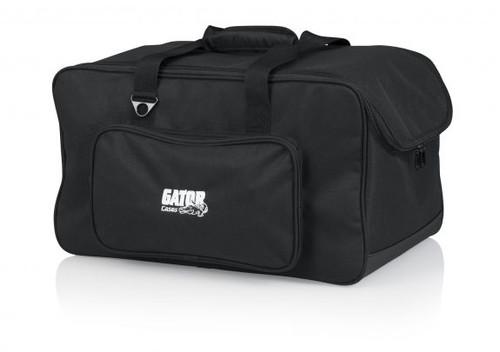 Gator Cases G-LIGHTBAG-1911 Lightweight Tote Bag Designed to Fit Up to Four (4) LED Style PAR Lights with Adjustable Dividers