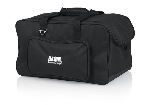 Gator Cases G-LIGHTBAG-1911 Lightweight Tote Bag Designed to Fit Up to Four (4) LED Style PAR Lights with Adjustable Dividers
