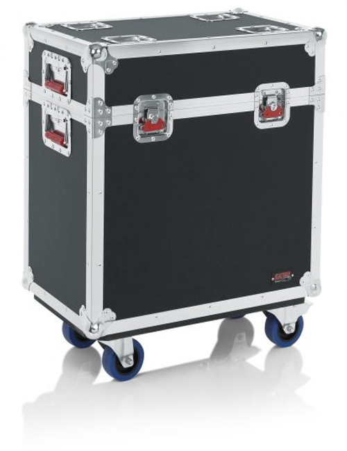 Gator Cases GTOURMH350 G-Tour Flight Case for Two 350-Style Moving Head Lights