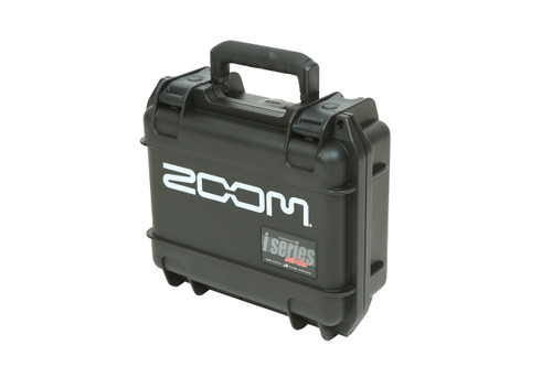 Skb 3i 0907 4 H6 Iseries Injection Molded Case For Zoom H6 Recorder