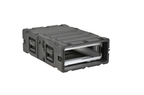 "SKB 3RR-3U30-25B - 3U Removable Shock Rack 30"" deep"