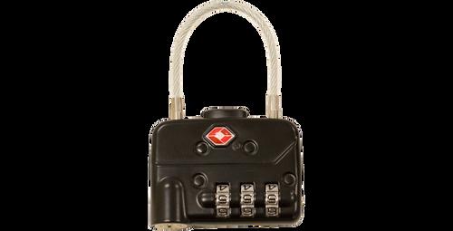 SKB 1SKB-PDL-C - TSA Pad Cable Locks (2-pack)