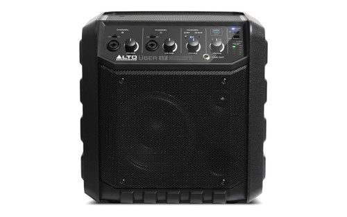 Alto Professional - Uber LT - 50-WATT PORTABLE RECHARGEABLE BLUETOOTH PA SYSTEM