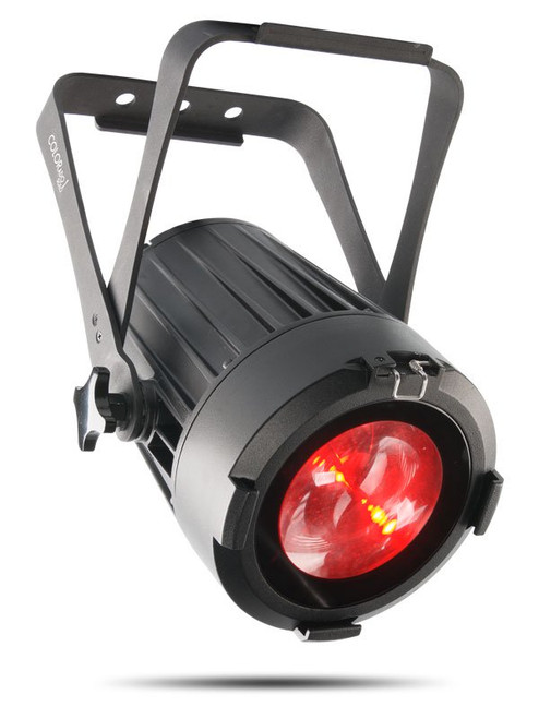 Chauvet Professional COLORado 1-SOLO - COLORado 1-SOLO PowerKon Power Cord, Gel Frame. Control: 5-pin DMX