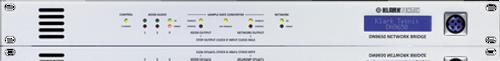 Klark Teknik DN9650 - Digital Audio Network Bridge - AES50 to MADI/DANTE /AVIOM /CobraNet /EtherSound - excluding Module, 1U Rack Space