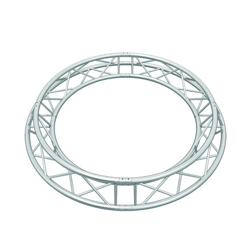 GLOBAL TRUSS TR-C4-90 - 13.12ft (4.0M) TRIANGULAR CIRCLE 4 x 90 DEGREE ARCS