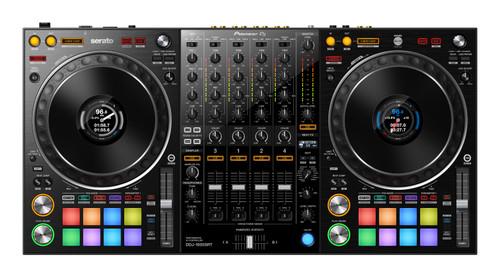 Pioneer DJ DDJ-1000SRT - 4-channel performance DJ controller for Serato DJ Pro