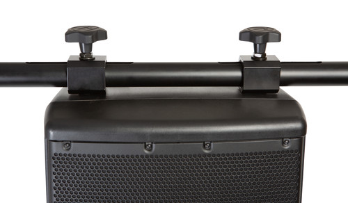 Gator Frameworks GFW-LIGHTSPKFLYMT - Mountable Lighting Bar that Attaches to Loudspeakers via Fly-Point Mounting Holes