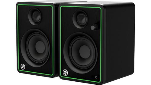 "Mackie CR4-X (Pair) - CR4-X - 4"" Multimedia Monitors"
