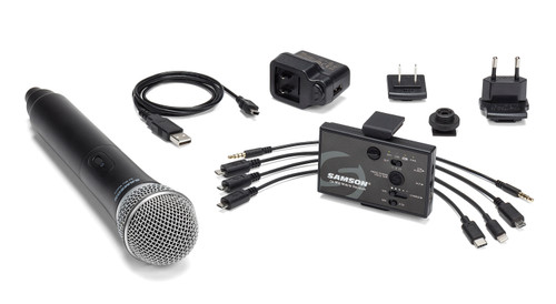 Samson Go Mic Mobile® Handheld Wireless System
