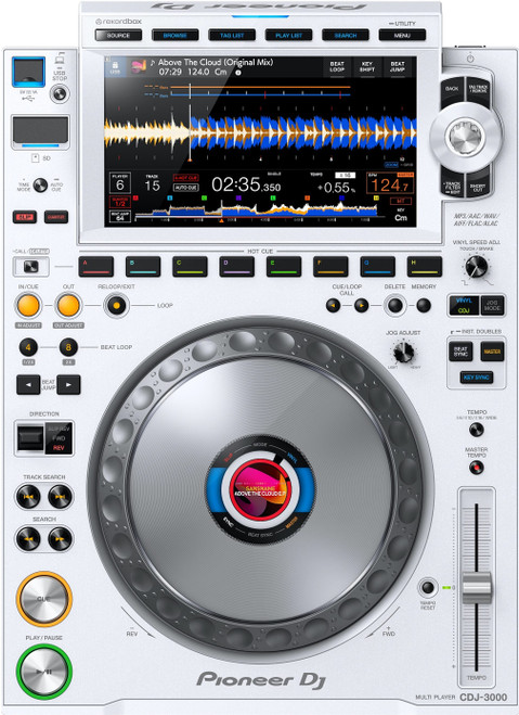 Pioneer CDJ-3000W White