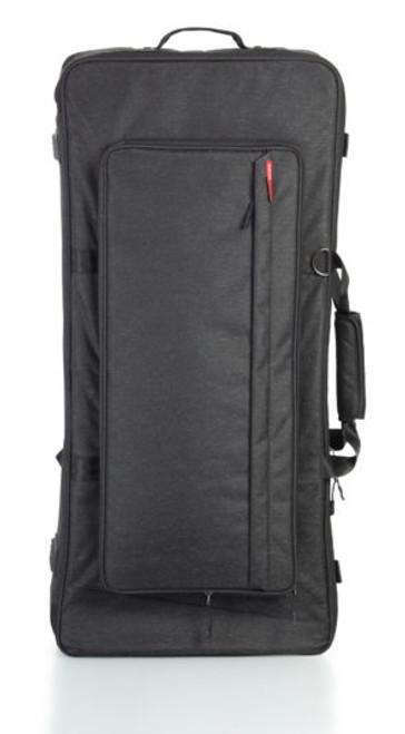 Gator Cases GTK61-BLK Transit Series Protective Gig Bag for 61-Note Keyboards