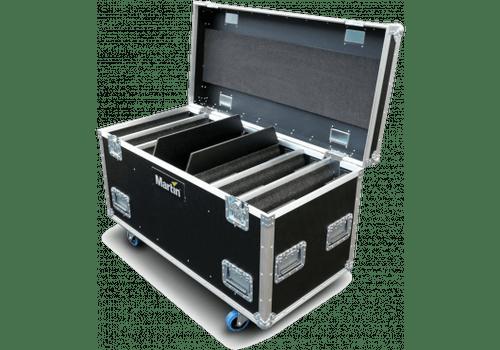 Martin 91515038 Flightcase for 6 x VDO Face Panel