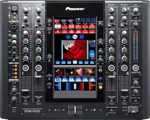 Pioneer SVM-1000 Professional Audio/Video Mixer