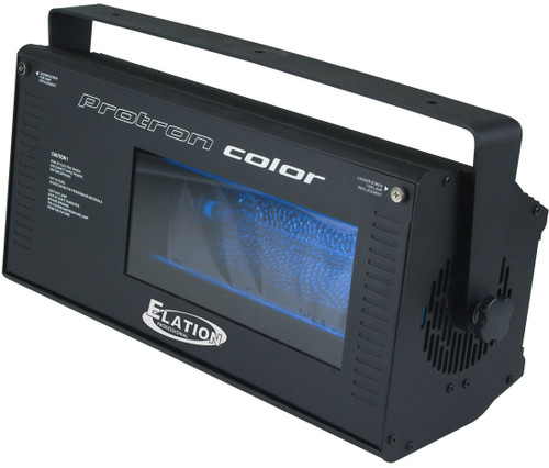 Elation Professional Protron Color Scrolling Strobe Disco Light