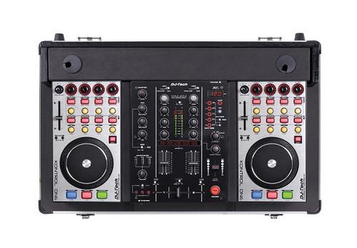 DJ Tech Hybrid 303 Professional Computer DJ Workstation