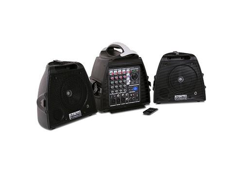 DJ Tech Visa 200 Light Portable Pa Systems