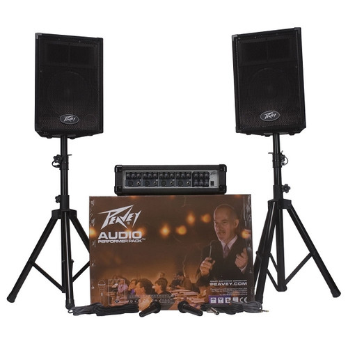 Peavey 595700 Audio Performer Pack