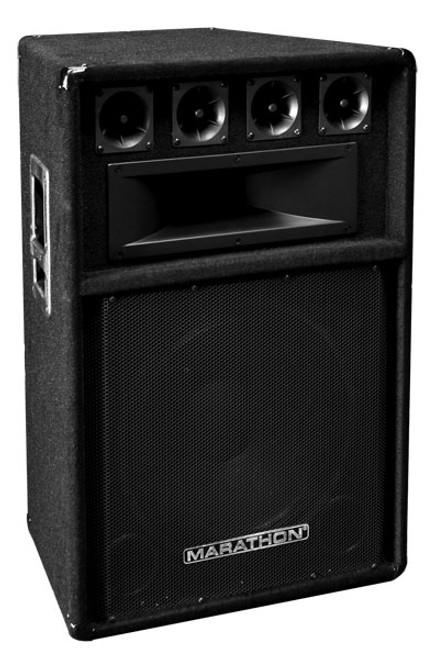 Marathon DJ-115 Passive Full-Range Speaker