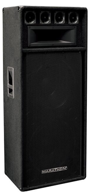 Marathon DJ-215 Passive Full Range Speaker