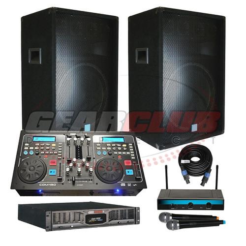 GCD CDM-150 Complete Pack