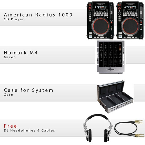 GCD Radius 1000/ M4 Package
