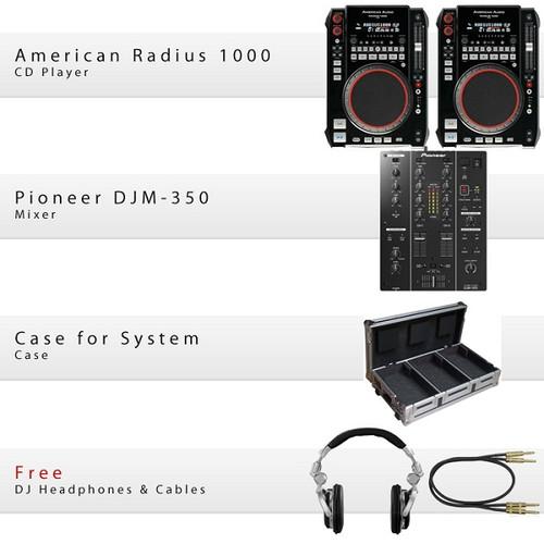 GCD Radius 1000/ 350 Package