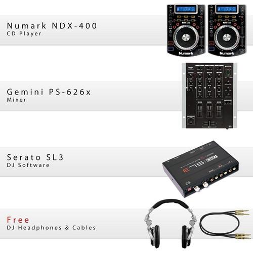 GCD NDX 400/626x/SL3 Package