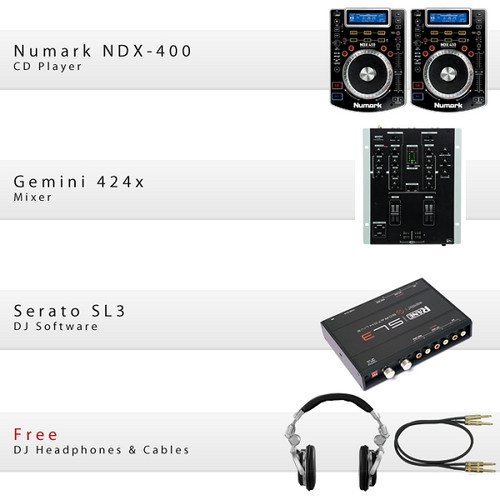 GCD NDX 400/424x/SL3 Package