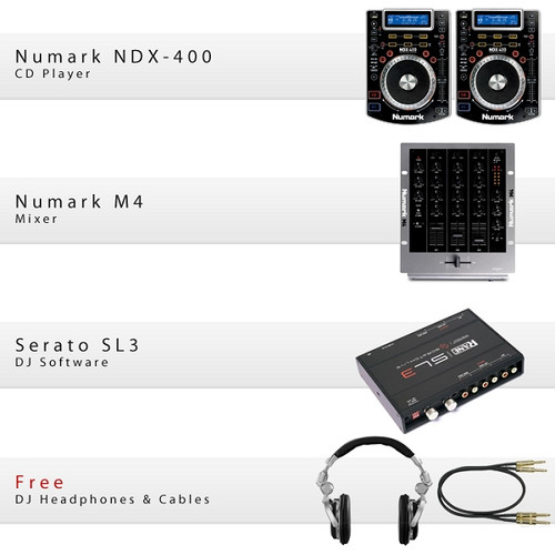 GCD NDX 400/M4/SL3 Package