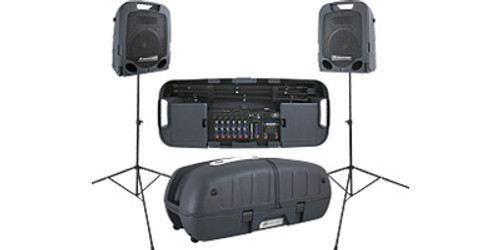 Peavey 3608630 Escort 6000 120US Portable PA