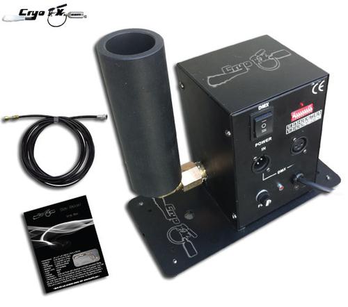 CryoFX Cryo Jet DMX 512 Switchable