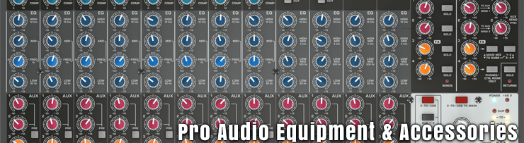 Pro Audio & Recording equipment at GearclubDirect in Chicago