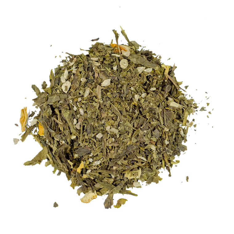Lemon Ginger Sencha #318 - 11-lb.