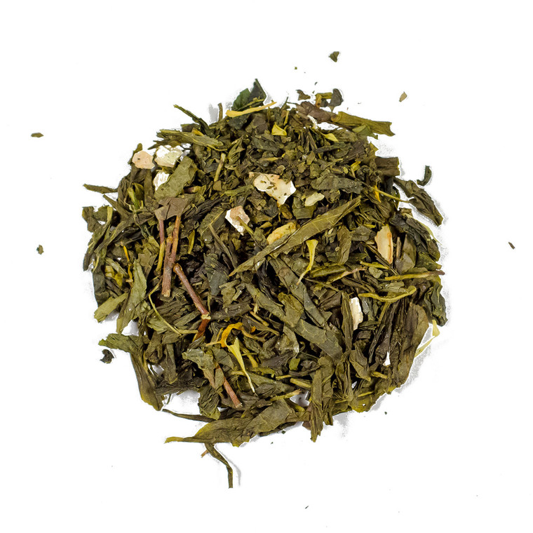 Lemon Ginger Sencha - 1-lb.