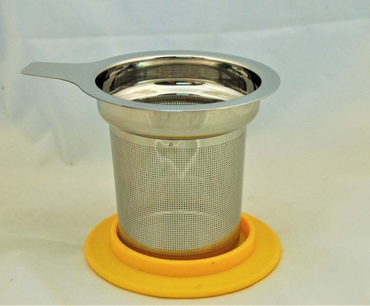 SF Stainless Steel Infuser - Yellow