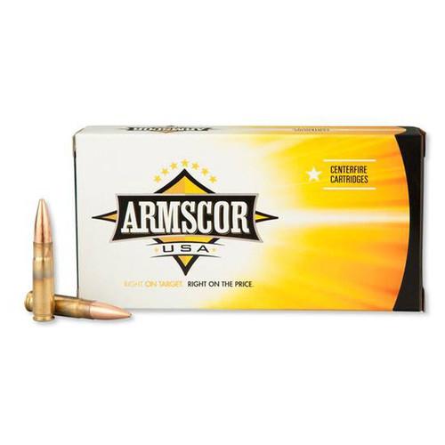 Armscor USA .300 Blackout Ammunition FMJ 147 Grains