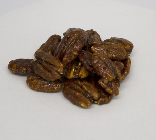 1 LB SUGAR GLAZED PECANS