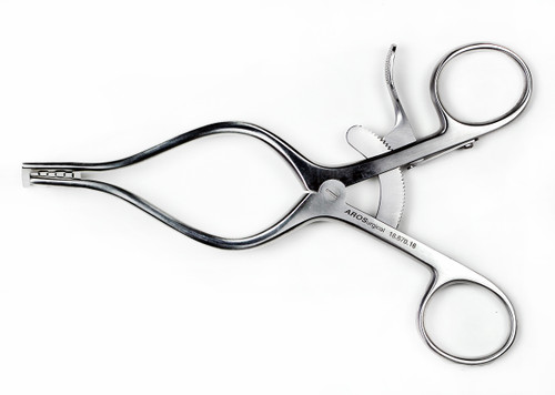 "Weitlaner-Loktite Retractor, 6.5"" (16.5cm), Sharp   18.670.16"