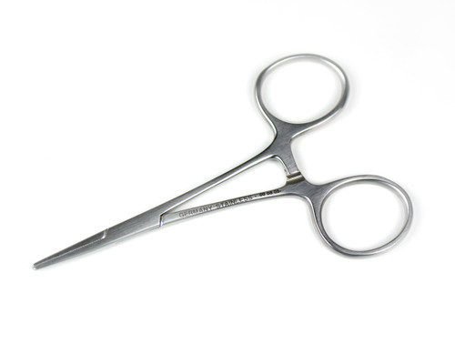 12.210.10: HARTMANN Artery Forceps, Standard, 10cm, 4 inches, STR tips