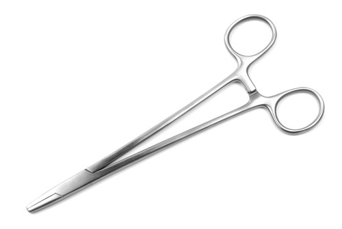 "Adson Needle Holder, 7"" (18cm), Standard STR Tips 