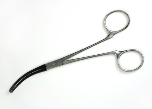 KK300RH: Clamp Applying Forceps, Ring Handle, 17cm, 7 inches
