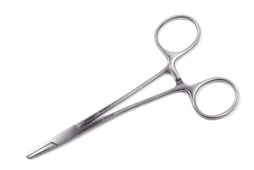 "Halsey Needle Holder, 5"" (13cm), Smooth STR Tips | AROSmicro™ 24.130.13"