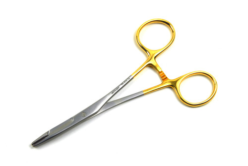 "Olsen-Hegar Needle Holder, 5.5"" (14cm), STR Tips 