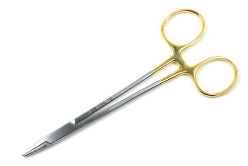 "Mayo-Hegar Needle Holder, 6.25"" (16cm), STR Tips | AROSmicro™ 24.194.16"
